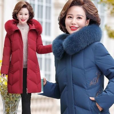 ダウンコート レディース 人気 ロング 高級 40代 50代 30代 おすすめ 暖かい 安い きれいめ おしゃれ 冬 もこもこ