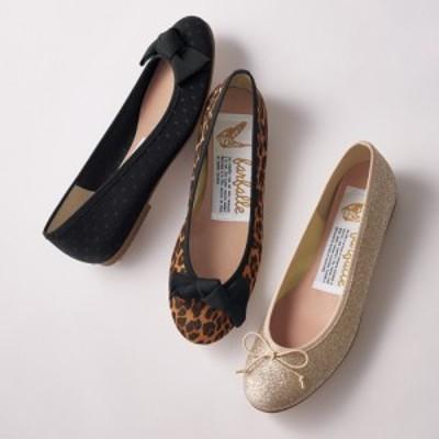 バッグ 靴 アクセサリー パンプス サンダル バレエシューズ farfalle/ファルファーレ バレエシューズ(0.8cmヒール) A57602