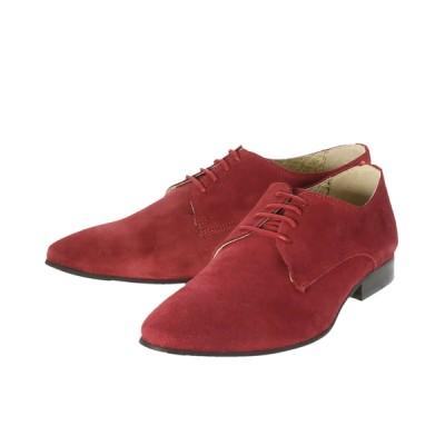 TAKA-Q / アラウンドザシューズ/around the shoes スエードプレーントゥドレスシューズ MEN シューズ > ドレスシューズ