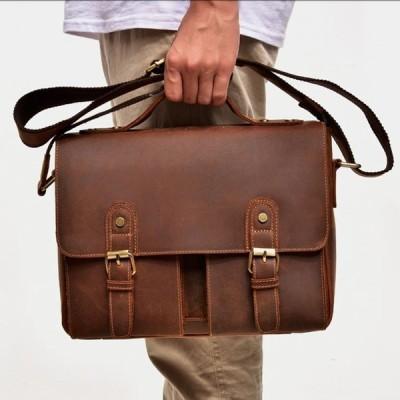 ビジネスバッグ リュックサック メンズ レディース ショルダーバッグ 斜めがけバッグ 鞄 牛革 本革 大容量 通勤 通学 軽量 出張