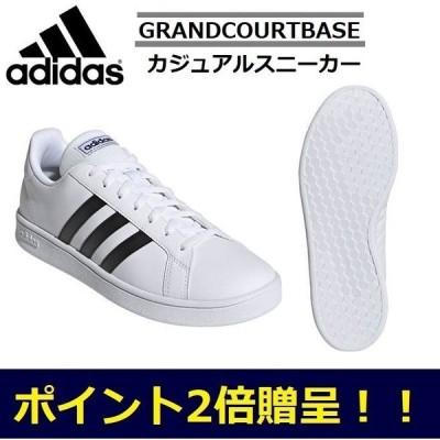 adidas アディダス カジュアル シューズ スニーカー おしゃれ GRANDCOURTBASE EE7904