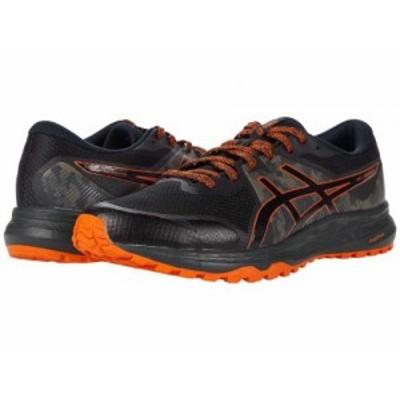 ASICS アシックス メンズ 男性用 シューズ 靴 スニーカー 運動靴 GEL-Scram(R) 6 Black/Marigold Orange【送料無料】
