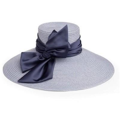 Eugenia Kim レディース 女性用 ファッション雑貨 小物 帽子 サンハット Mirabel - Sky Blue