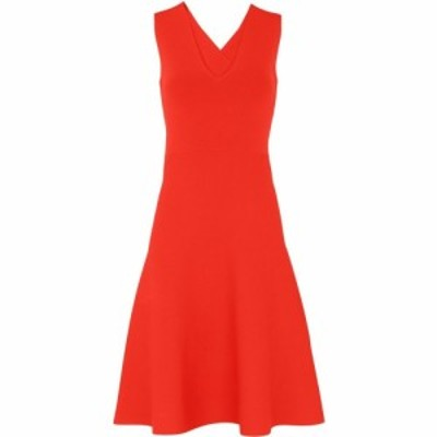 ホイッスルズ Whistles レディース ワンピース ワンピース・ドレス Cross Back Fit And Flare Dress Red