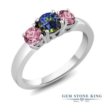 天然 ミスティック トパーズ 指輪 レディース リング 天然石 ブランド