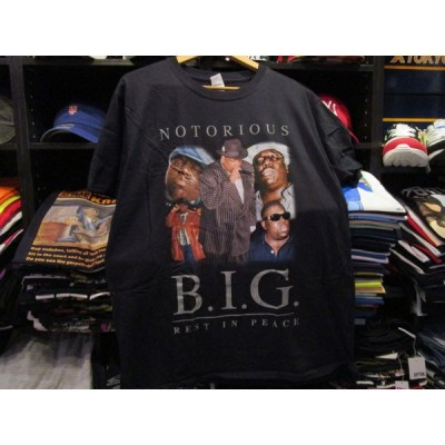 The Notorious B.I.G. Collage TEE
