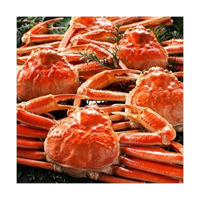 ますよね 蟹味噌 入り ボイル ズワイガニ 3kg ( 姿蟹 600×5匹入 ) カニ 蟹