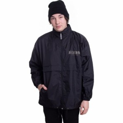 インペリコン Impericon メンズ ジャケット ウィンドブレーカー アウター - Sigil Logo - Windbreaker black