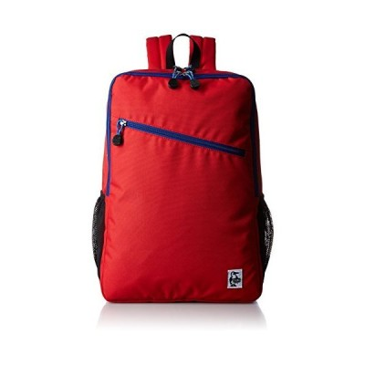[チャムス] リュック Eco Trapezoid Day Pack Hibiscus Red