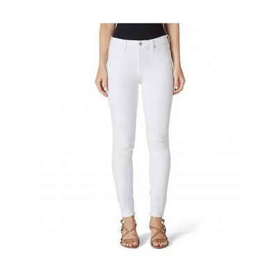 Hudson Jeans ハドソン ジーンズ レディース 女性用 ファッション ジーンズ デニム Barbara High-Waist Super Skinny Ankle in Aurora - Aurora