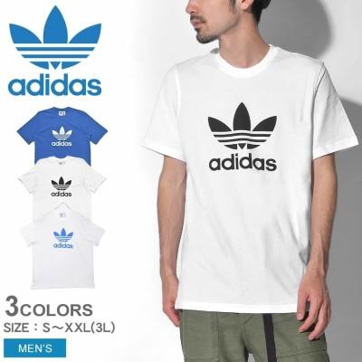 アディダス オリジナルス ADIDAS ORIGINALS Tシャツ トレフォイル Tシャツ TREFOIL T-SHIRT CW0703 CW0710 DH5774 メンズ トップス 半袖