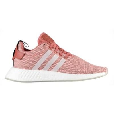 アディダス オリジナルス レディース adidas Originals NMD R2 シューズ スニーカー Ash Pink/Crystal White/White