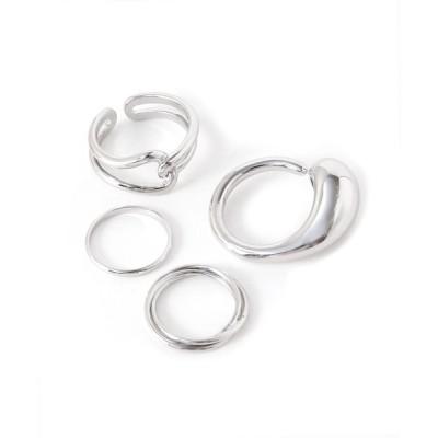 指輪 Drop Ring SET
