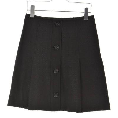 pour la frime / プーラフリーム ツイード スカート