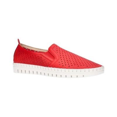 イージーストリート レディース スニーカー シューズ Women's Fresh Slip On Sneakers