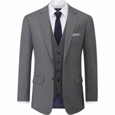 スコープス Skopes メンズ スーツ・ジャケット アウター Farnham Commuter Suit Jacket Grey