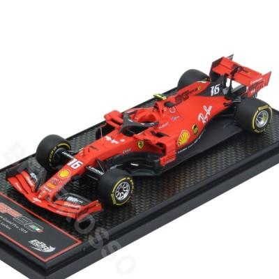 BBR MODELS 1/43スケール フェラーリ SF90 ベルギーGP 2019 C.ルクレール Winner BBRC231A