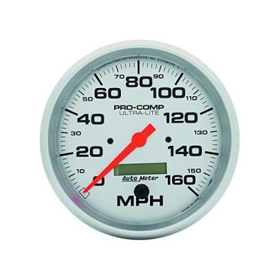 オ-トメ-タ- 4489 超軽量 インダッシュ 電動スピ-ドメ-タ-並行輸入品