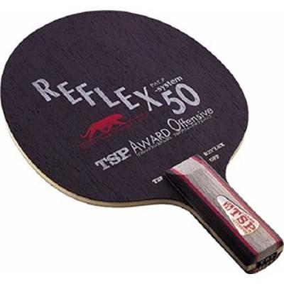 ティーエスピー(TSP) 卓球 中国式ペンラケット アウォードオフェンシブ CHN 021653