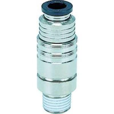ピスコ 金型温調継手ストレート08型チューブ8MMネジR1/8(品番:AKC08-801)『3780775』