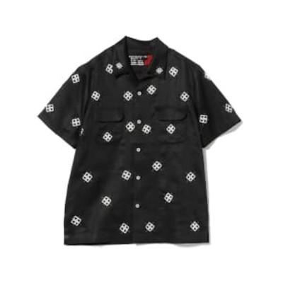 AL'S ATTIRE × BEAMS PLUS / 別注 アーガイル ショートスリーブシャツ