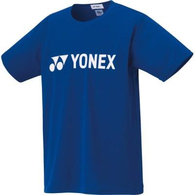 ヨネックス ユニセックス ドライTシャツ(ミッドナイトネイビー・サイズ:S) YONEX YO-16501-472-S 返品種別A