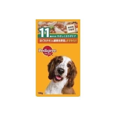 マースジャパンリミテッド P113 11歳 チキン&野菜ささみ 130g