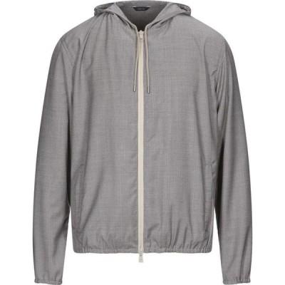 トンボリーニ TOMBOLINI メンズ ジャケット アウター Jacket Grey