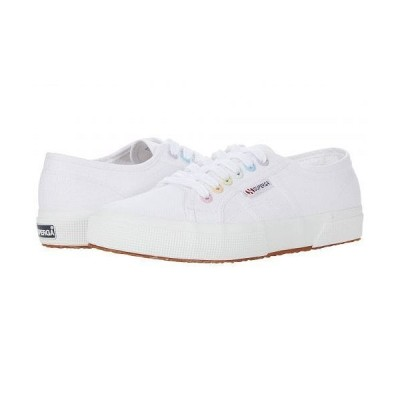 Superga スペルガ レディース 女性用 シューズ 靴 スニーカー 運動靴 2750 COTU Classic Sneaker - Pastel Multi