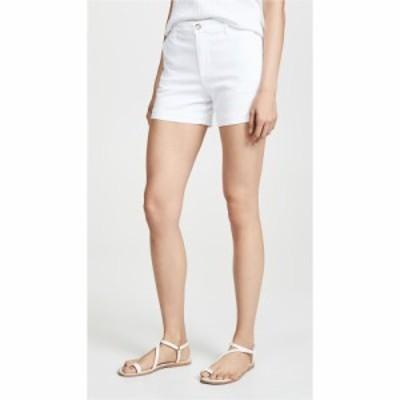 エージー AG レディース ショートパンツ ボトムス・パンツ Caden Short Tailored Trousers White