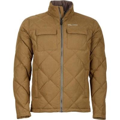 (取寄)マーモット ダウン ジャケット - メンズ Marmot Burdell Down Jacket - Men's Cavern