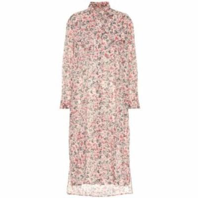 イザベル マラン Isabel Marant. Etoile レディース ワンピース シャツワンピース ワンピース・ドレス Eliane floral cotton shirt dress