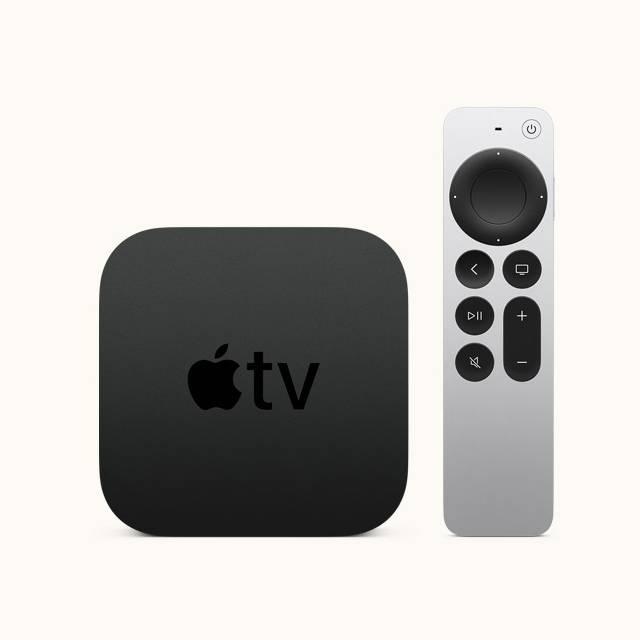 Apple TV 4K 64GB (MXH02TA/A)