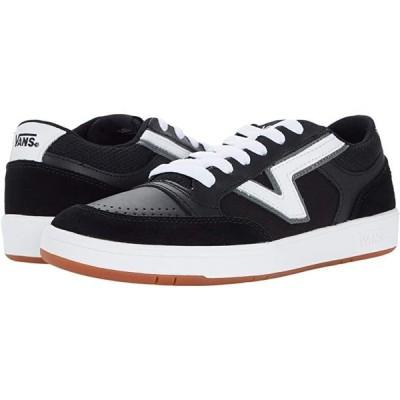 バンズ Lowland CC メンズ スニーカー 靴 シューズ (Staple) Black/True White