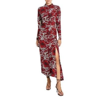 エーエルシー レディース ワンピース トップス Isabella Printed Maxi Dress