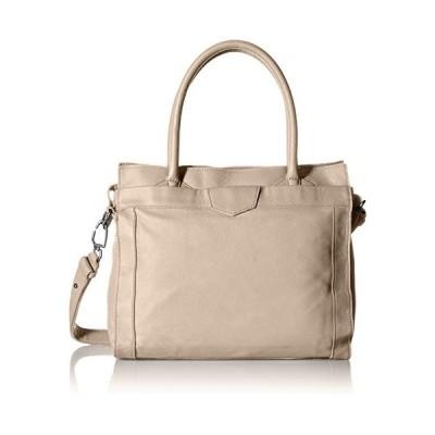 Liebeskind Berlin Women's Glory7-vintag Top Handle Handbag, Stone L, UK One Size 並行輸入品