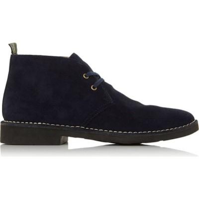 ポロ Polo メンズ ブーツ チャッカブーツ シューズ・靴 Talan Chukka Boots Navy