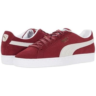 プーマ Suede Classic XXI メンズ スニーカー 靴 シューズ Cabernet/Puma White
