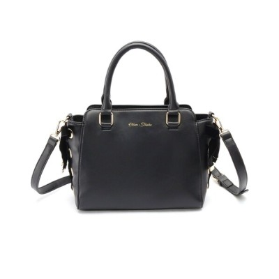 ESPERANZA / ベロアサイドリボンショルダー WOMEN バッグ > ショルダーバッグ