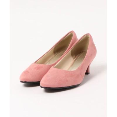 Xti Shoes / ALETTA-アレッタ-  究極のプレーンパンプス  -ポインテッドトゥ5cmヒール- WOMEN シューズ > パンプス