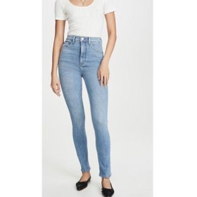 リフォーメーション Reformation レディース ジーンズ・デニム ボトムス・パンツ Ultra High + Skinny Jeans Cyprus