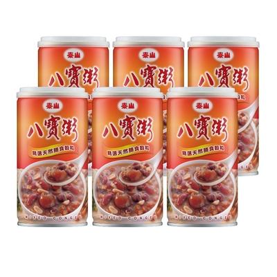 泰山 八寶粥(375gx6入)