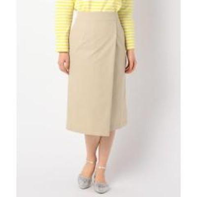 FREDY&GLOSTER(フレディアンドグロスター)ラップスカート【お取り寄せ商品】
