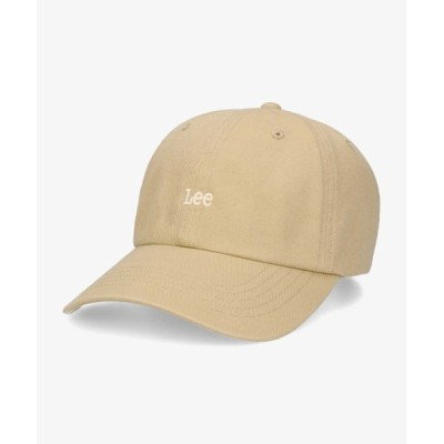 OVERRIDE / 【Lee】COLOR LOW CAP COTTON TWILL / 【リー】カラー ローキャップ コットンツイル オーバーライド MEN 帽子 > キャップ