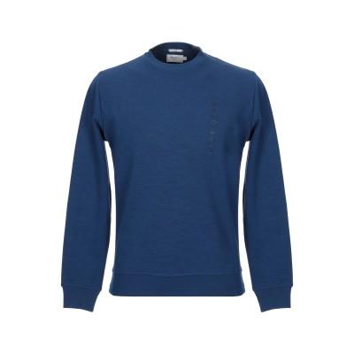 ペペ ジーンズ PEPE JEANS スウェットシャツ ブルー XS ポリエステル 66% / コットン 34% スウェットシャツ