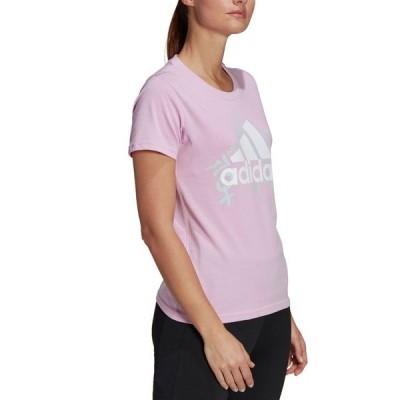 アディダス レディース シャツ トップス Women's AEROREADY Feminine Power Graphic T-Shirt