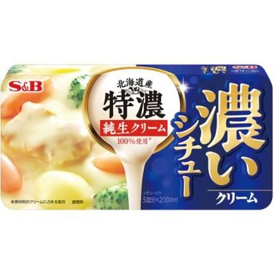 濃いシチュー クリーム 168g エスビー食品