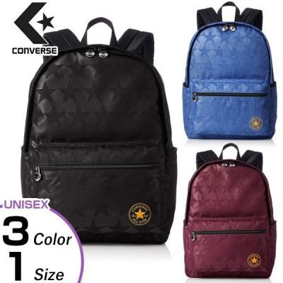 14L コンバース メンズ レディース デイパック リュックサック デイパック バックパック バッグ 鞄 星柄 C1856014