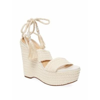シュッツ レディース シューズ サンダル Bendy Crochet Wedge Sandals