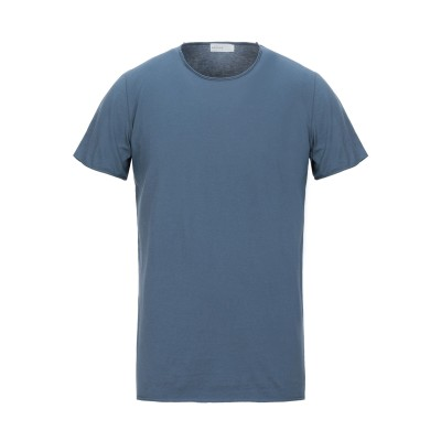BECOME T シャツ ブルーグレー S コットン 100% T シャツ